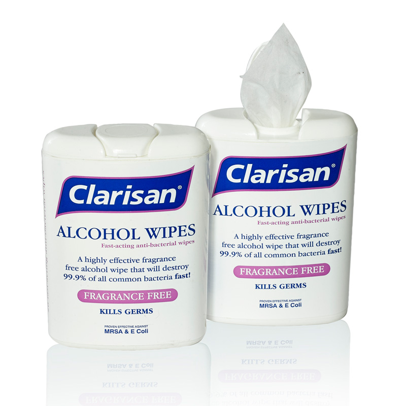 Alcohol Wipes (28) Pocket Pack